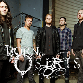 Koncerty: Born of Osiris | Veil of Maya | Volumes | Black Crown Initiate
