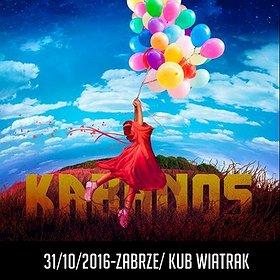 """Koncerty: KABANOS """" DO GÓRY CHMURY TOUR 2016"""