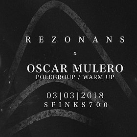 Muzyka klubowa: Rezonans x Oscar Mulero