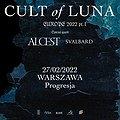 Hard Rock / Metal: Cult of Luna | Warszawa, Warszawa