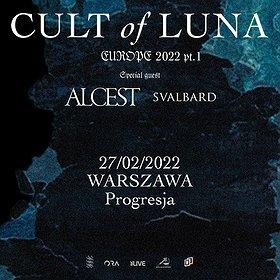 Hard Rock / Metal : Cult of Luna | Warszawa