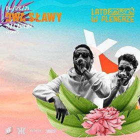 Hip Hop / Reggae: Lato w Plenerze | Dwa Sławy | Szczecin