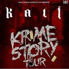 Koncerty: Kali - Krime story tour