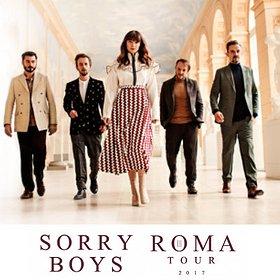 Koncerty: SORRY BOYS