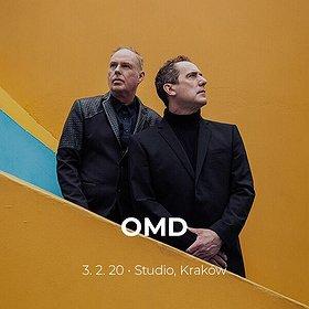 Koncerty: OMD - Kraków