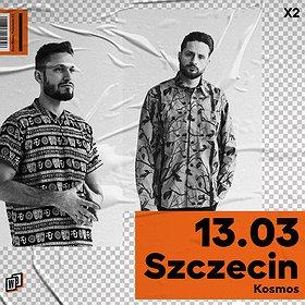 """Hip Hop / Reggae: Dwa Sławy / Szczecin / """"Pokolenie X2"""" koncert premierowy"""