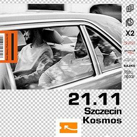 """Hip Hop / Reggae : Dwa Sławy / Szczecin / """"Pokolenie X2"""" koncert premierowy"""