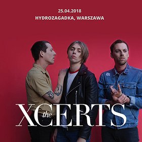 Koncerty: The Xcerts - Warszawa