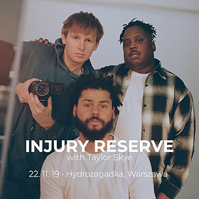 Hip Hop / Reggae: Injury Reserve