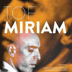 Koncerty: ZOHAR FRESCO QUARTET – TOF MIRIAM