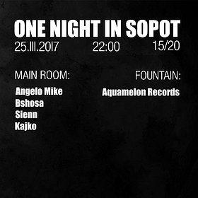 Imprezy: One Night In Sopot - Angelo Mike   bshosa