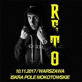 Koncerty: RETO + Goście / Koncert Premierowy @ Warszawa