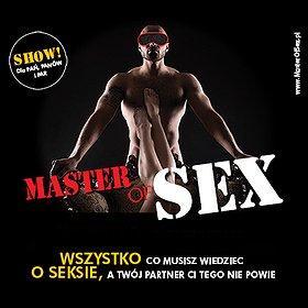 Stand-up: Master of Sex - Warszawa