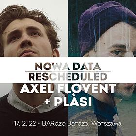 Pop / Rock: Axel Flóvent + Plasi