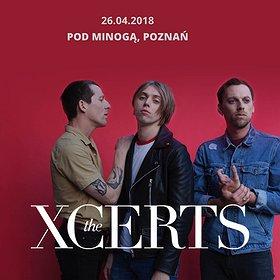 Koncerty: The Xcerts - Poznań