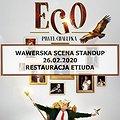 """Wawerska scena stand-up: Paweł Chałupka """"Ego"""""""