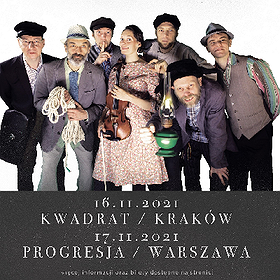 Pop / Rock: Otava Yo - Warszawa