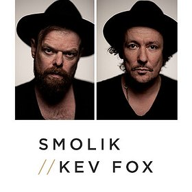 Koncerty: SMOLIK // KEV FOX