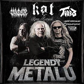 Hard Rock / Metal: Legendy Metalu | Wrocław