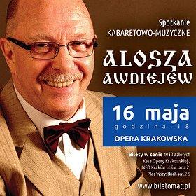 Koncerty: Alosza Awdiejew