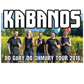 Koncerty: KABANOS / WIEWÓRKA NA DRZEWIE / CHORZY