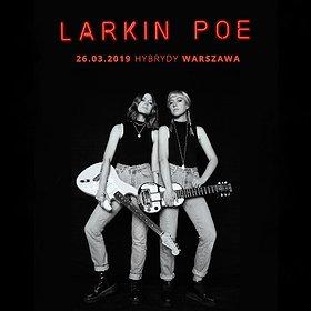 Koncerty: Larkin Poe