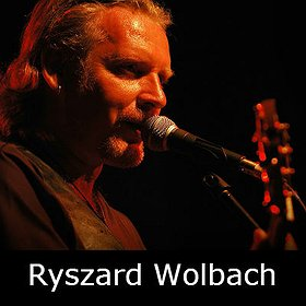 Koncerty: RYSZARD WOLBACH. NIGHT IN HARLEM