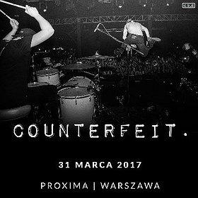 Koncerty: Counterfeit