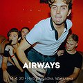 Pop / Rock: Airways, Warszawa