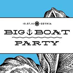 Events: BIG BOAT PARTY 2016 | rejs #1