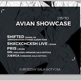 Imprezy: Avian Showcase: 2 Urodziny Sala Gotycka