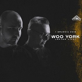 Koncerty: Woo York (Afterlife) | Sfinks700
