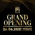 Muzyka klubowa: Grand Opening- Studio P1 The Next Level, Wrocław