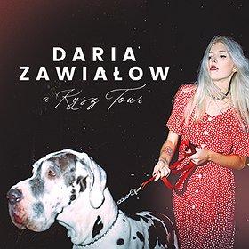 Koncerty: Daria Zawiałow - Poznań