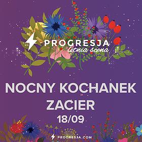 Koncerty: Jeźdźcy Postapokalipsy: Nocny Kochanek + Zacier