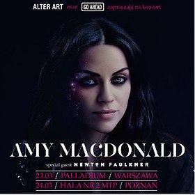 Koncerty: Amy Macdonald