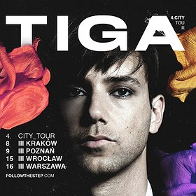 Koncerty: TIGA - Kraków