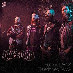Hard Rock / Metal: Dopelord | Dziedziniec Tama | Poznań