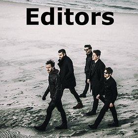 Koncerty: Editors