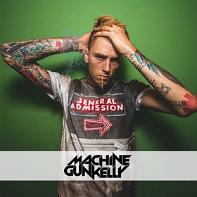 Koncerty: Machine Gun Kelly! Wrocław