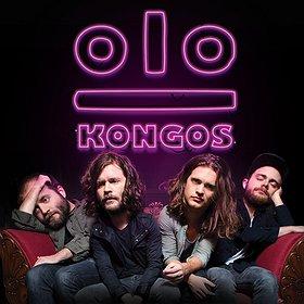 Koncerty: Kongos