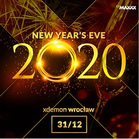 New Year's Eve 2019/2020: New Year's Eve 2020 // X-Demon Wrocław