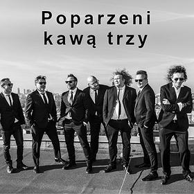 Pop / Rock: Poparzeni Kawą Trzy / Łódź