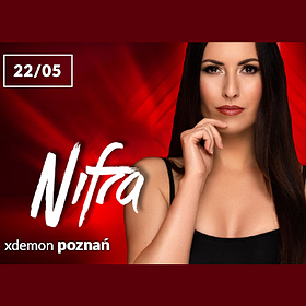 Muzyka klubowa: Nifra // X-Demon Poznań