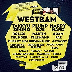 Imprezy: BASS PLANET FESTIVAL 2015 - WESTBAM