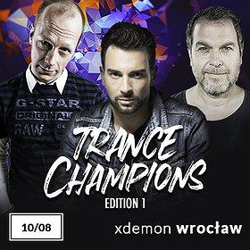 Clubbing: Trance Champions