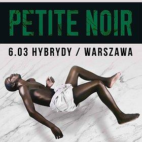 Koncerty: Petite Noir