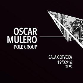 Imprezy: Oscar Mulero