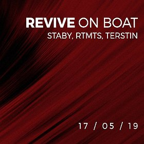 Imprezy: Revive On Boat x Terstin Bday