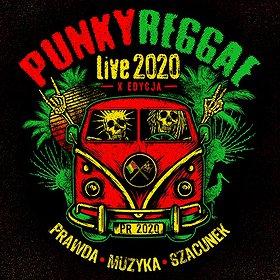 Hip Hop / Reggae: PUNKY REGGAE live 2020 - Tychy - koncert odwołany